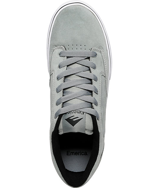Emerica Jinx Grey Shoes