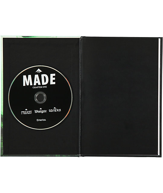 Emerica Made In Emerica Part One Skateboard DVD
