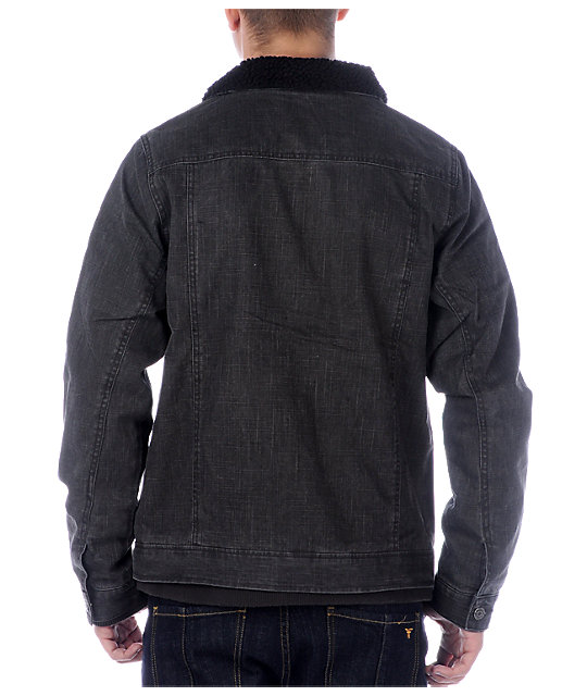 Emerica Warsaw Black Jacket