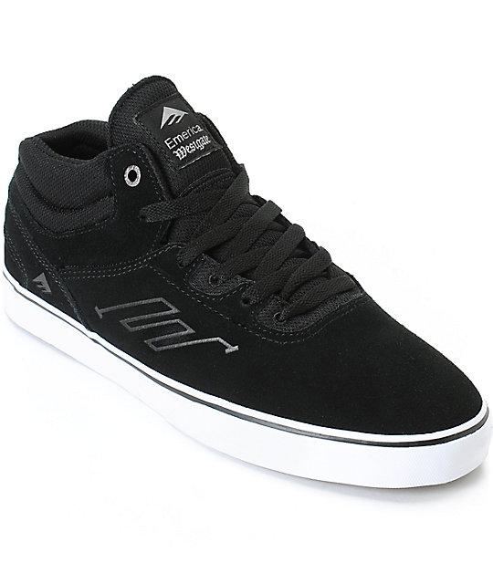 Emerica Westgate Mid Vulc Skate Shoes ...