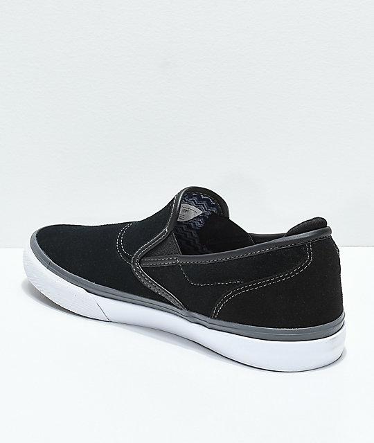 hot sales 4401c d238f Emerica-Wino-G6-Black- -White-Slip-On-Skate-Shoes-- 293588-back-US.jpg