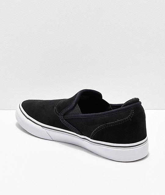 y en Emerica On de ante G6 de negro skate Slip zapatos Wino blanco PqPtr0z