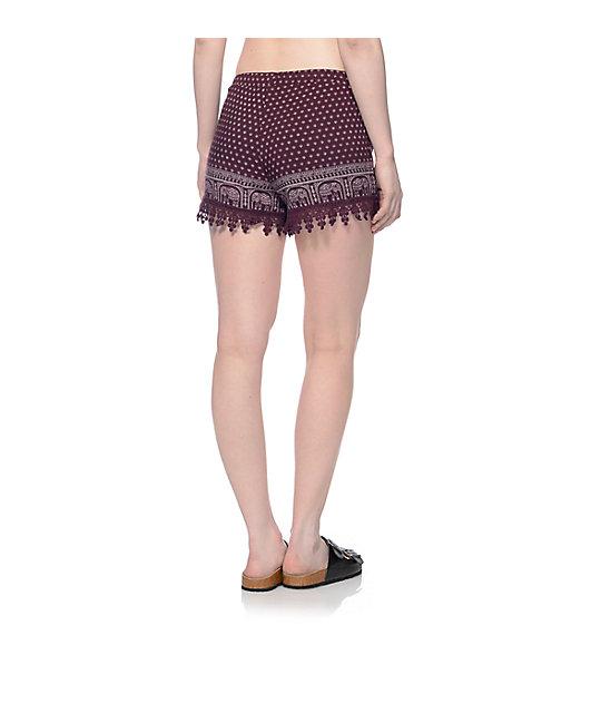 Crochet Elephant Edging Free Pattern & Tutorial | Styles Idea | 640x540