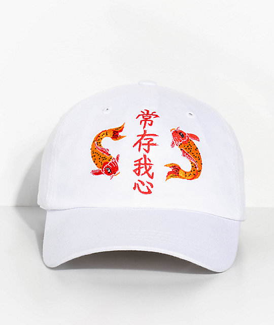 ... Empyre Always 2 White Dad Hat 1d1e383ee90e