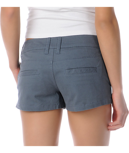 Empyre Arcadia 2.5 Charcoal Grey Shorts