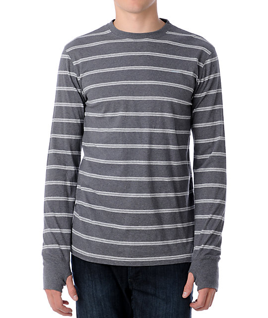 Empyre Arcadia Charcoal Crew Knit