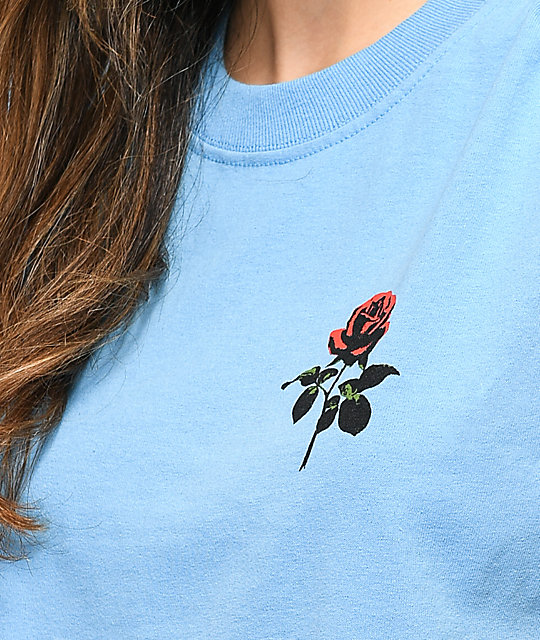Empyre Bad Dreams Rose camiseta azul sin mangas