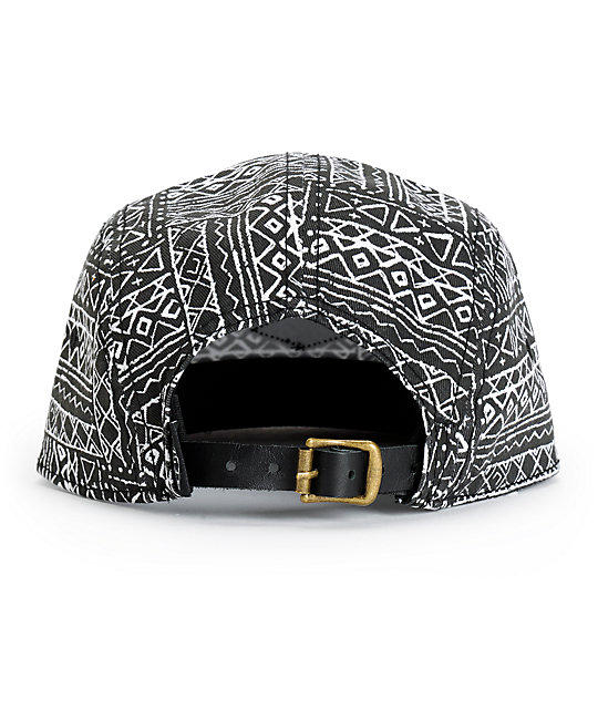 Empyre Blackboard Tribal 5 Panel Hat