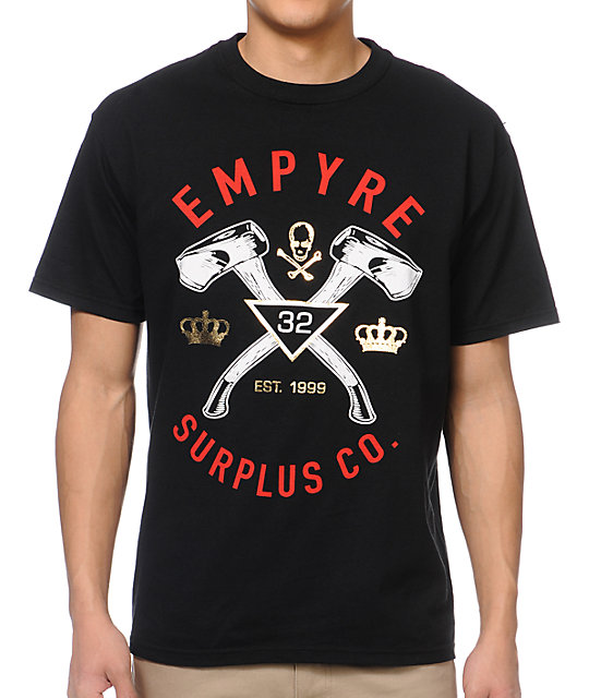 Empyre Bone Thugs Black T-Shirt