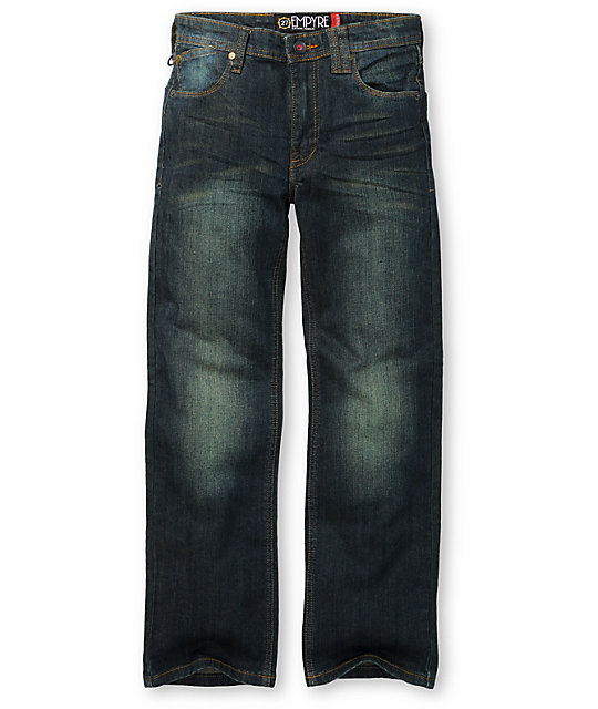 Empyre Boys Punk Rock Paul Resin Super Skinny Jeans