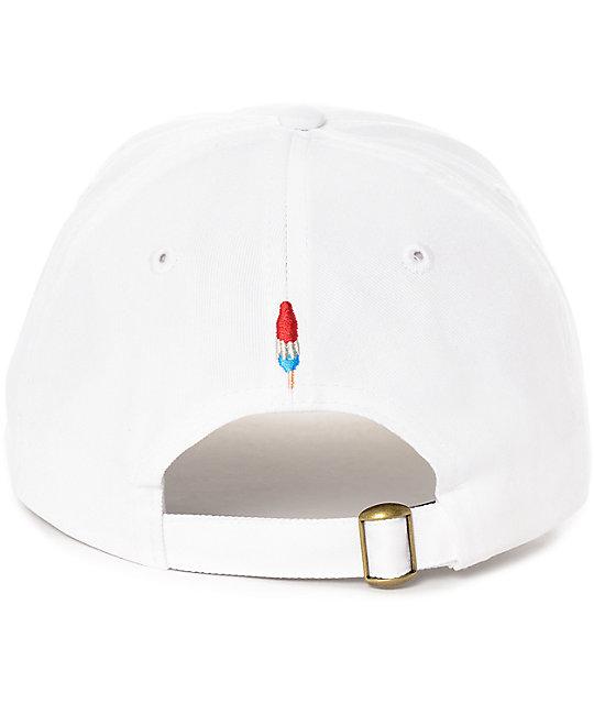 4ced2272d4571 ... Empyre Chill AF White Strapback Hat