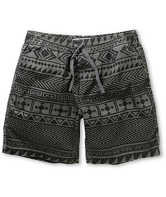 Empyre Crazy Summer Tribal Shorts