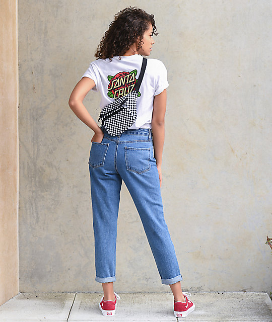 Empyre Eileen Med Wash Mom Jeans