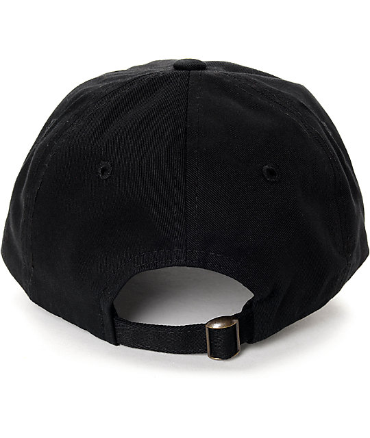 Empyre Fairweather Black Baseball Hat