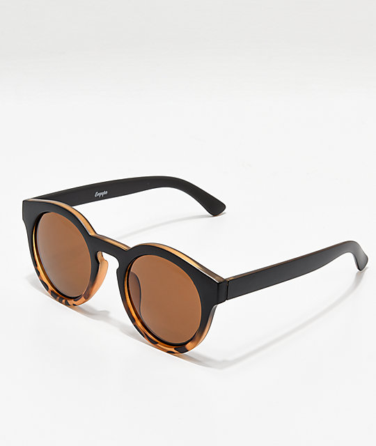 44ac1a3915 Empyre Faye Black   Tortoise Sunglasses