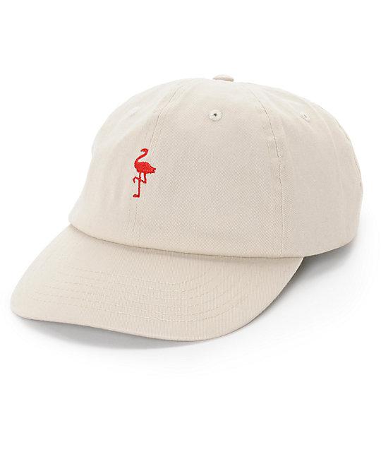 Empyre Flamingo Bingo Strapback Hat  e3be0909991