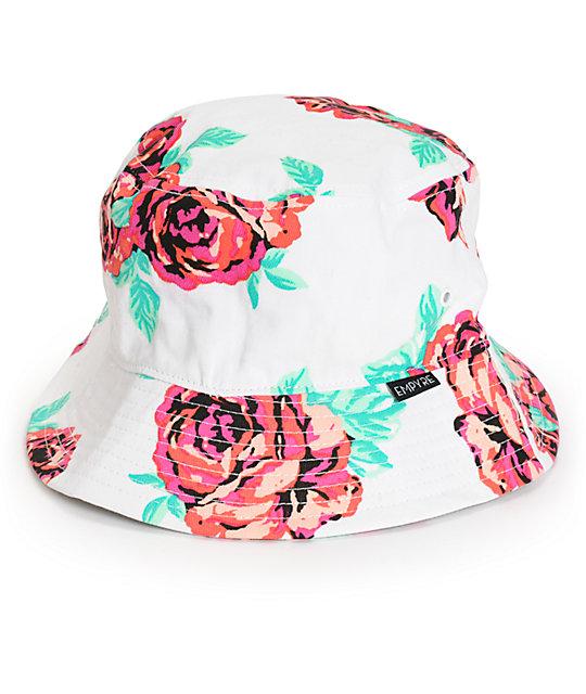 0b4b3146954 Empyre Flora Floral Bucket Hat