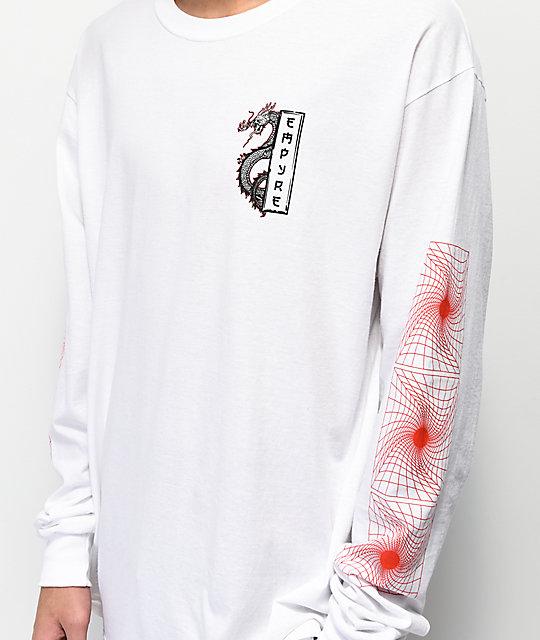 201e44bc Empyre Forbidden White Long Sleeve T-Shirt | Zumiez