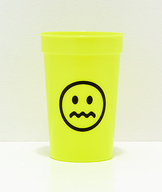 Empyre Frown Color Change Cup