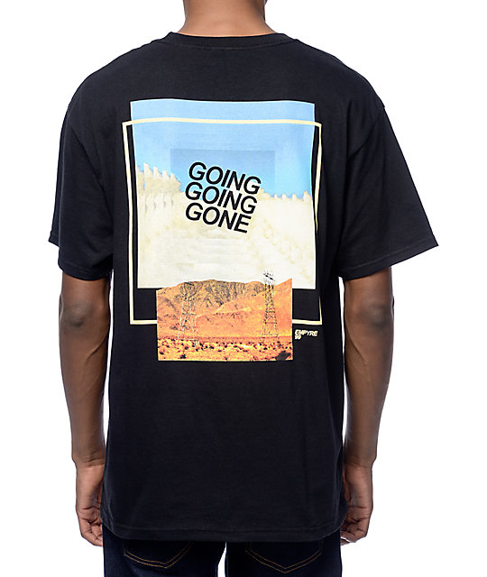 Empyre Going Going Gone Black T-Shirt