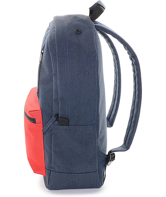 bd7ed679fa ... Empyre Good Navy   Red Backpack ...