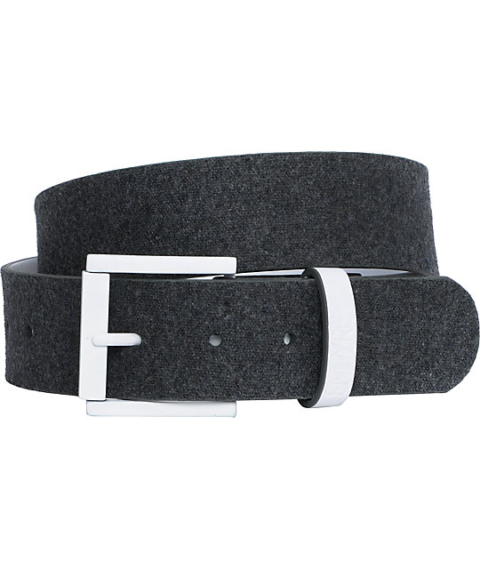 Empyre Graybird Dark Grey Belt
