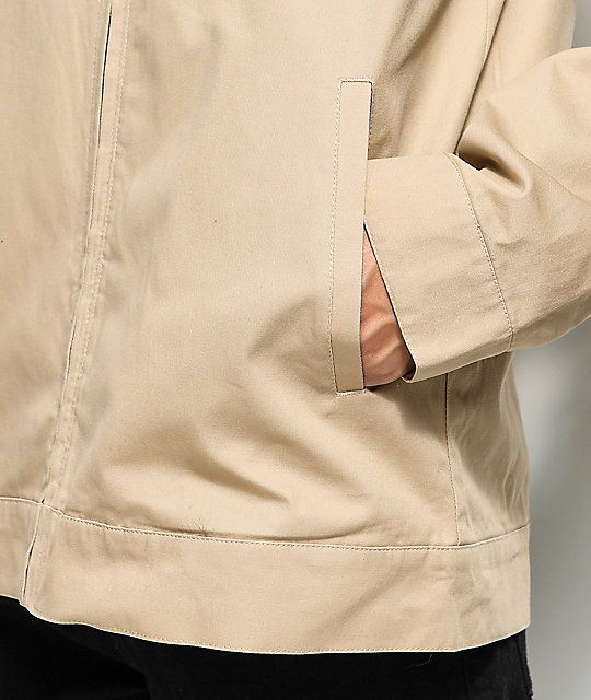 Empyre Grounds Khaki Jacket