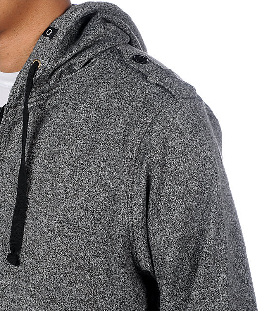 Empyre Henderson Charcoal Hoodie
