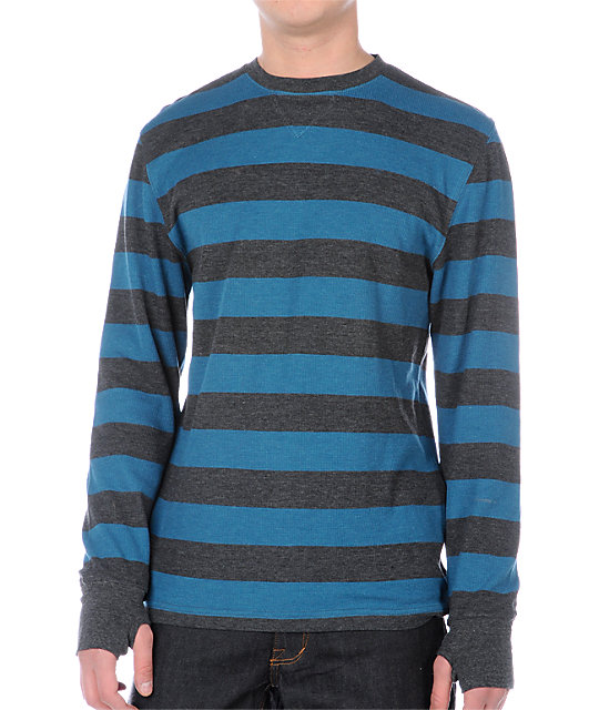 Empyre High Five Blue Stripe Thermal