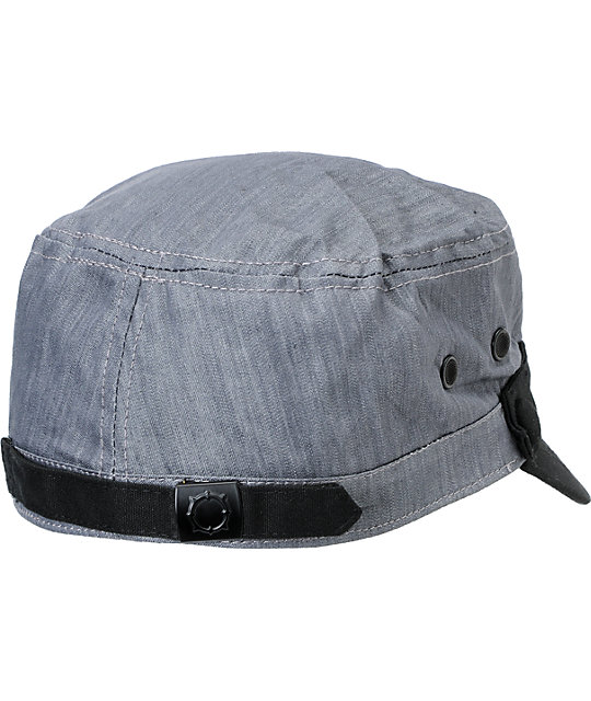 Empyre Hyde Chambray Military Hat