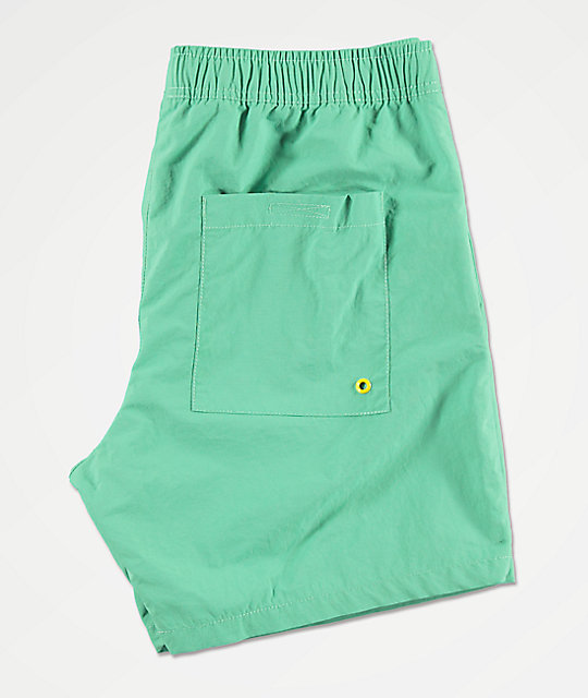 Empyre Inciter Green Board Shorts