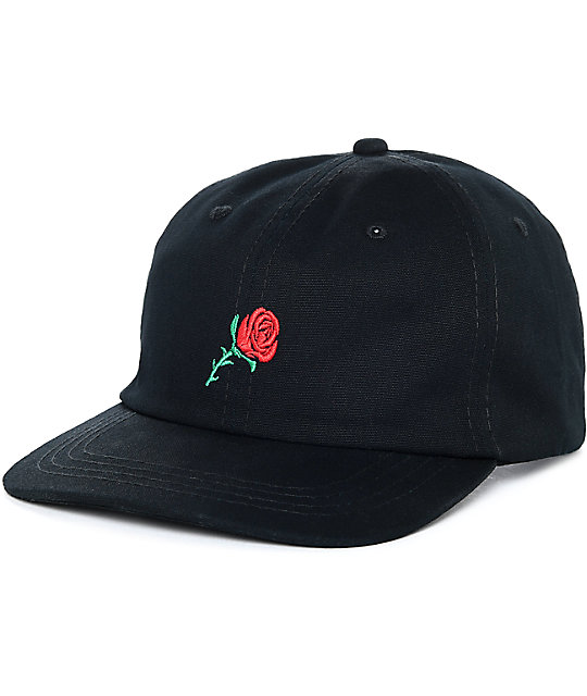 Empyre Indefinite Black Snapback Hat | Zumiez