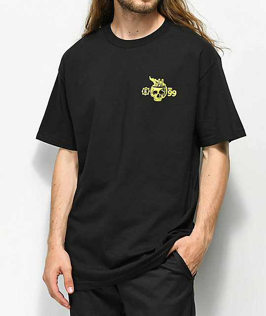 Empyre Industrial Revo Black T-Shirt