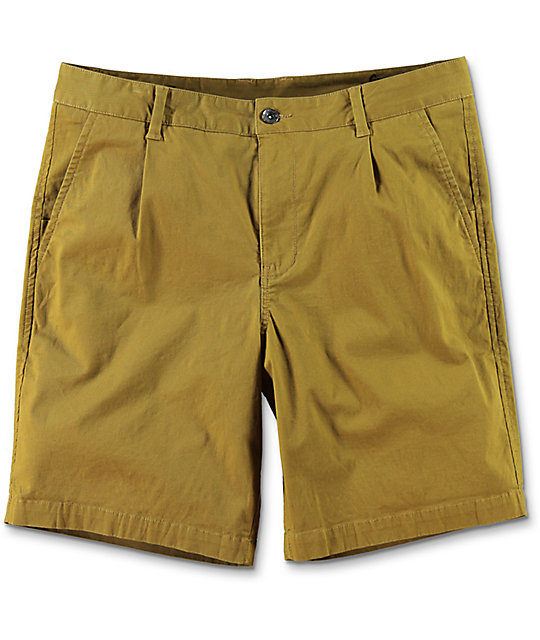 Empyre JD Antique Bronze Chino Shorts