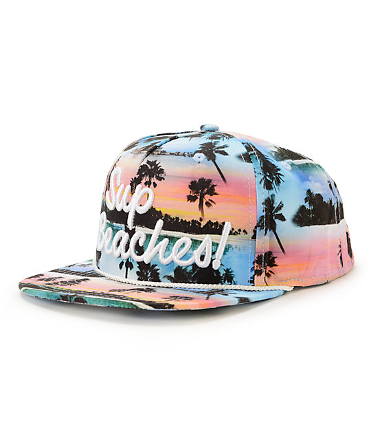 Empyre Jelly Tropical Snapback Hat  072d48659b2