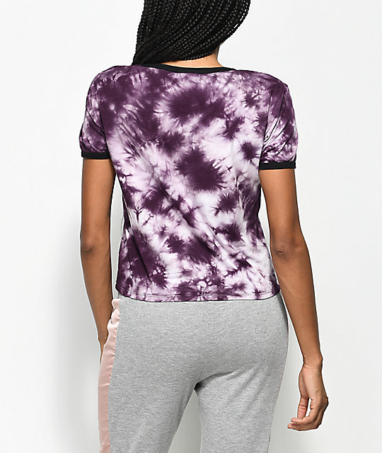 Empyre Knoxville Slay Purple Tie Dye T-Shirt