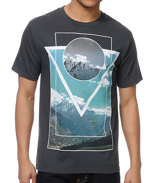 Empyre Lost Lands Charcoal T-Shirt