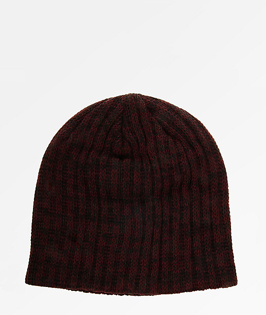 Empyre Lucid Blackberry & Black Beanie