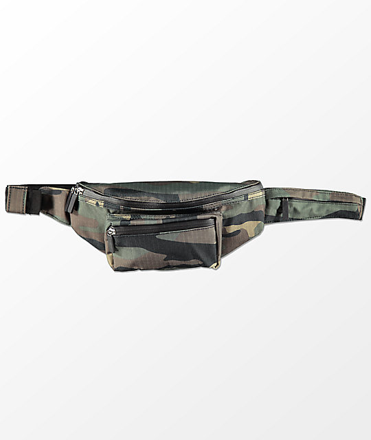 Empyre Manny Camo Fanny Pack