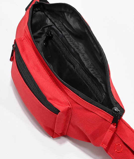Empyre Manny Red Fanny Pack