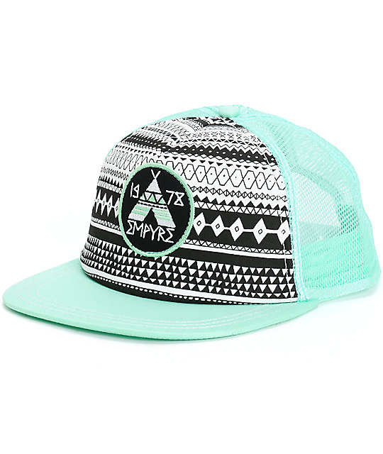 Empyre Marlow Tribal Trucker Hat ... a7d7c6682bd