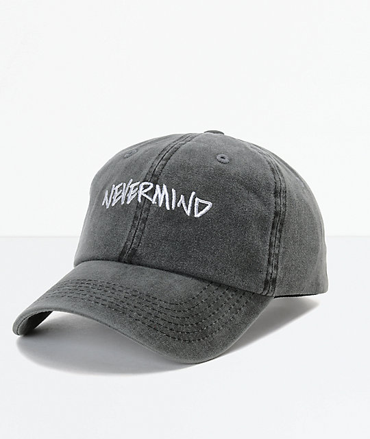 Empyre NVM Black Pigment Dyed Baseball Hat