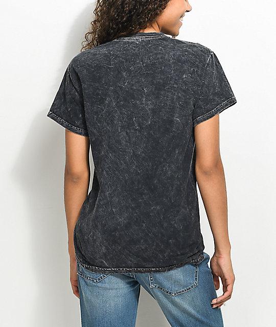 fcac0c87 Empyre Nowhere Black Choker T-Shirt | Zumiez