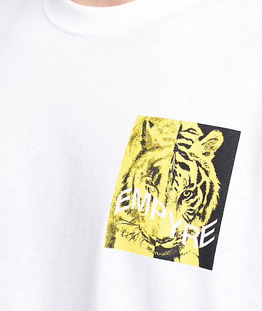 Empyre On The Prowl White T-Shirt