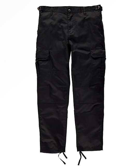 Empyre Orders Black Cargo Pants