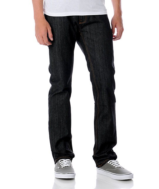 Empyre Pistol Ink Wash Regular Fit Jeans