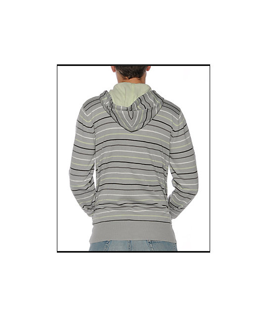 Empyre Pitch Grey Sweater