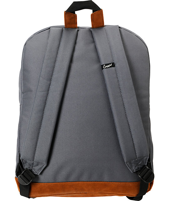 Empyre Primo Grey Backpack