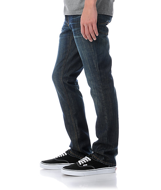 Empyre Punk Rock Paul Resin Dirty Super Skinny Jeans