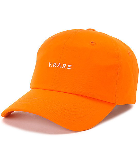 cd2dcebcd202a Empyre Rare Orange Baseball Hat